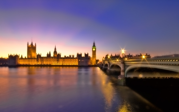 The Bridge to London Big Ben