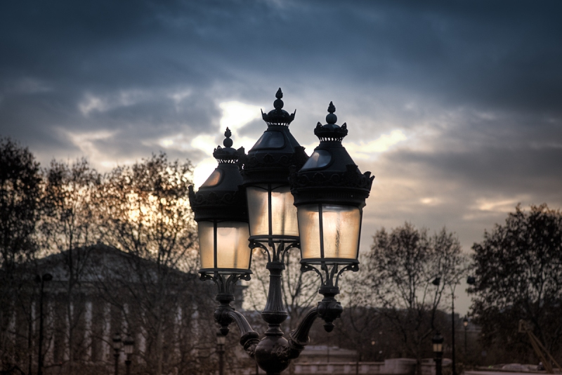 Lights of Paris